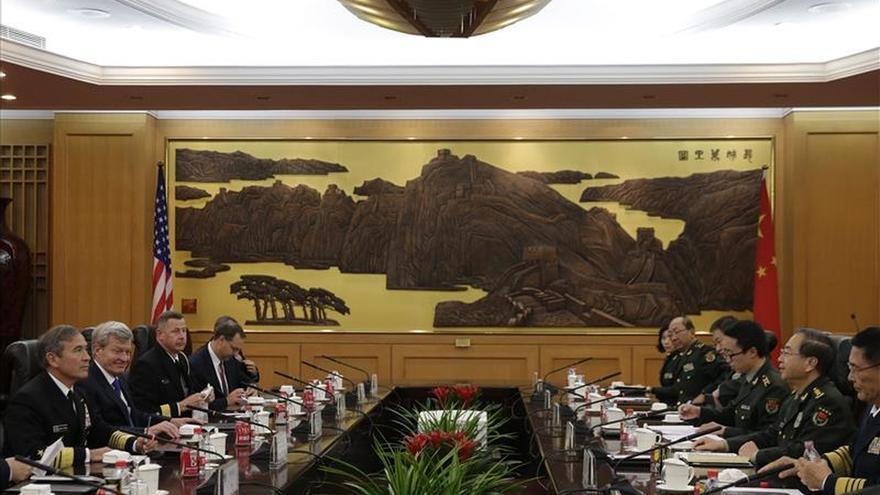EEUU seguirá navegando por el Mar de China Meridional pese a la oposición de China