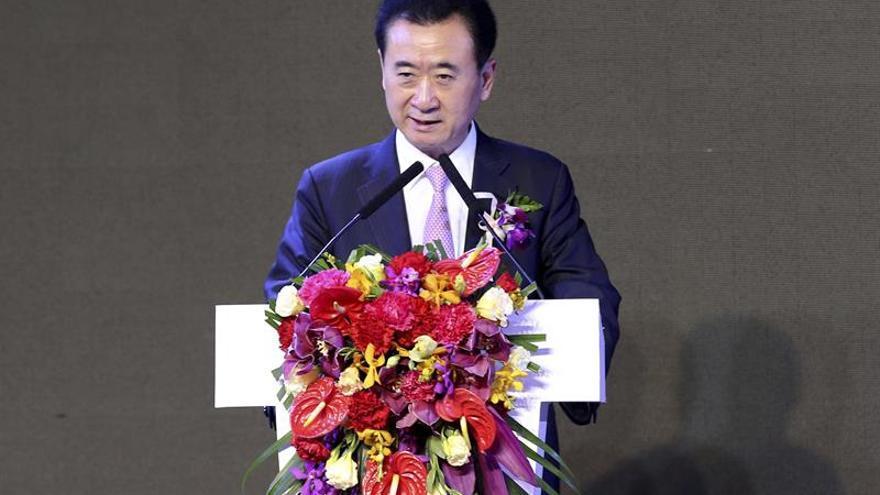El fundador de Wanda dice que China frenó la compra de una empresa de TV de EEUU
