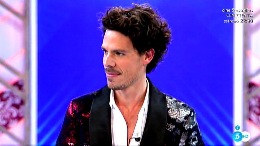 Juan Avellaneda aparece en 'Cámbiame' como sustituto de Cristina Rodríguez