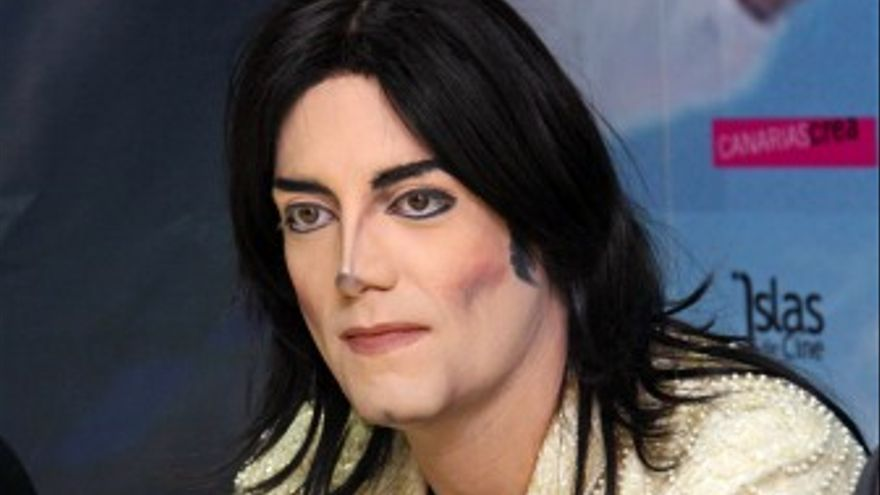 Fran Jackson, doble oficial de 'Jacko'. (ACFI PRESS)