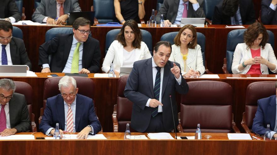 El consejero de Medio Ambiente de Madrid comparecerá ante la comisión sobre corrupción en la Asamblea