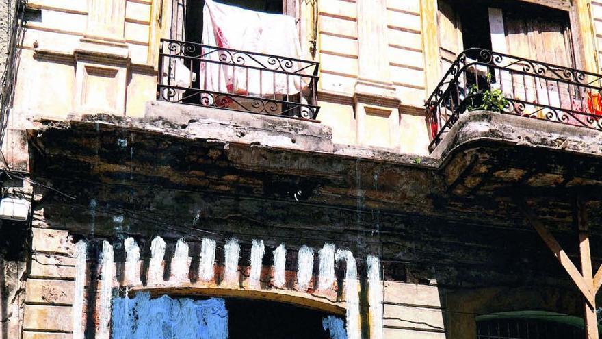 Poyecto Buren- Puertas  | Bienal de La Habana