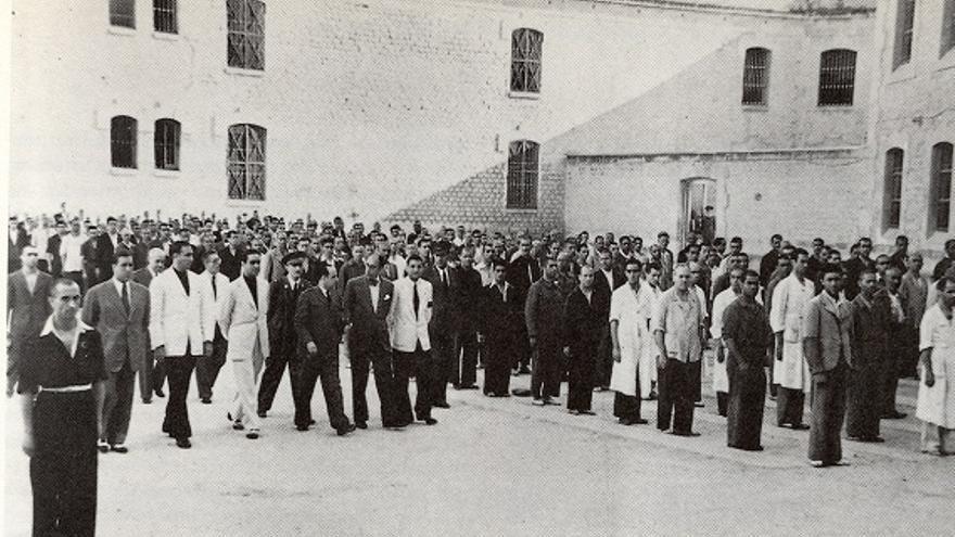 Represión franquista en Alicante