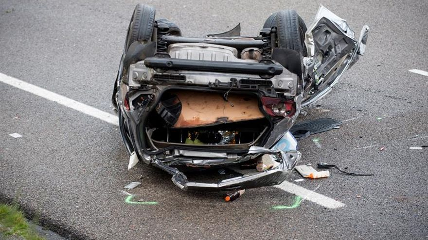 Seis muertos en las carreteras españolas durante este fin de semana