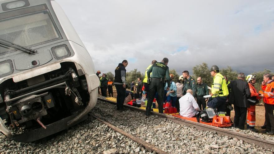Una juez abre una investigación por el accidente de tren y pedirá informes sobre la caja negra