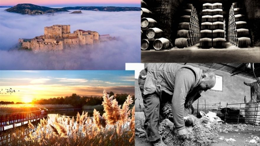 Estos son los premiados en el certamen de fotografía 'Patrimonio Histórico y Cultural de la Diputación de Ciudad Real
