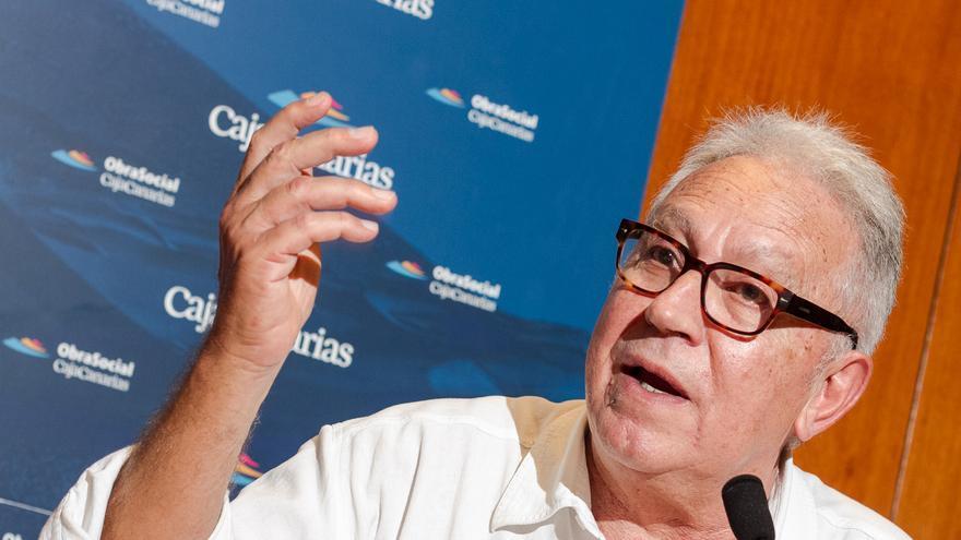 El periodista Fernando Delgado será el moderador del ciclo