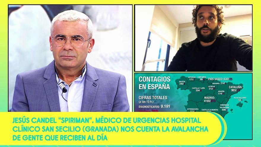 """Spiriman arremete contra Mediaset tras su entrevista en 'Sálvame': """"Sois unos irresponsables, insensatos y cobardes"""""""