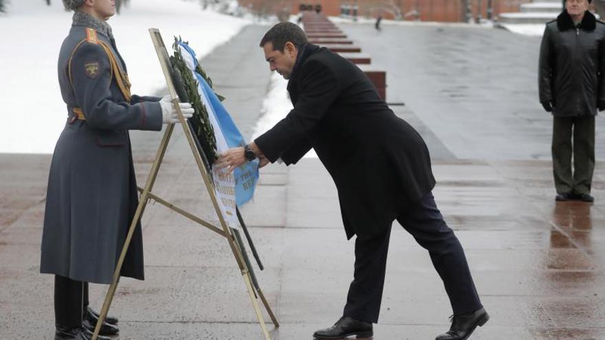 Putin y Tspiras tratarán la mejora de los lazos bilaterales  y asuntos regionales y globales
