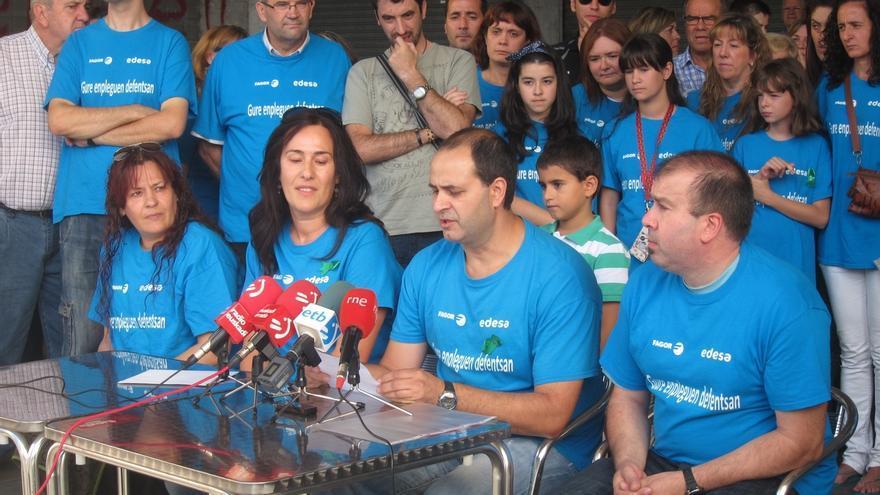 """Extrabajadores de la planta de Edesa denuncian estar """"marginados"""" en lo relativo a las reubicaciones"""