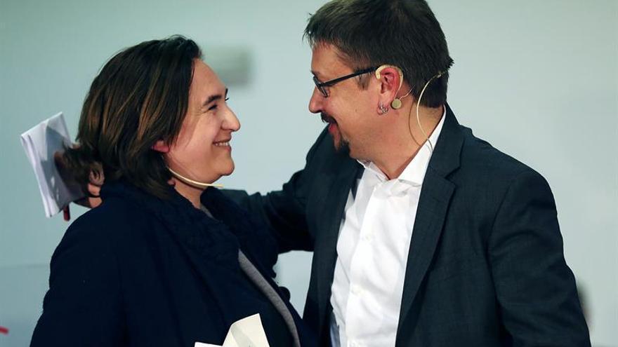 """Domènech presenta a los comunes como la """"clave"""" para desbloquear la situación"""