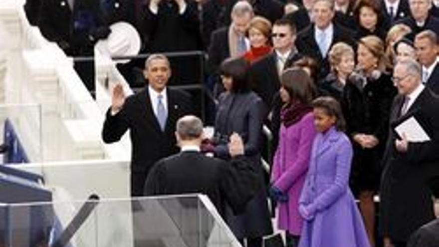 Obama ve el final de ''una década de guerra''
