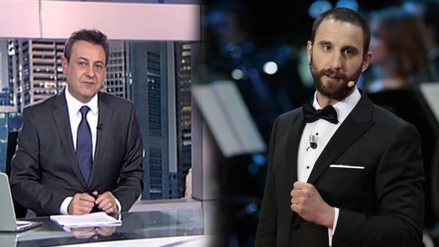 'Goya', la palabra tabú en Informativos Telecinco como 'castigo'