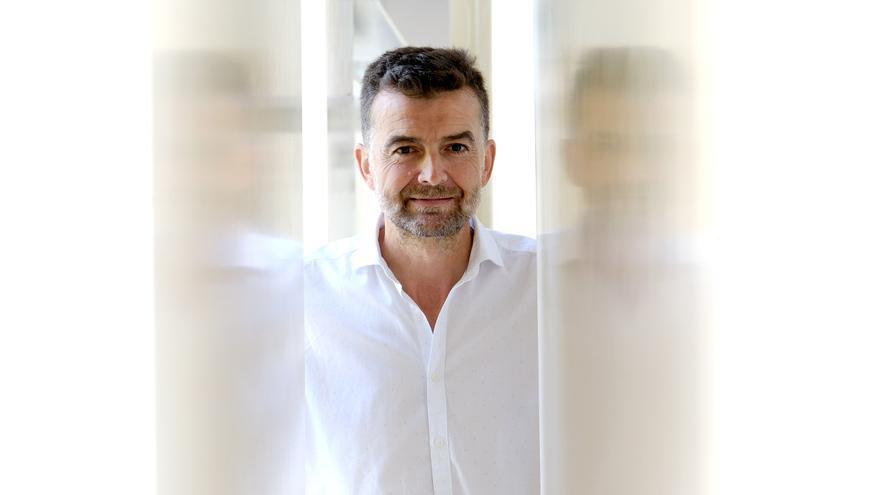 Antonio Maíllo, coordinador de IU Andalucía /Foto: Luis Serrano