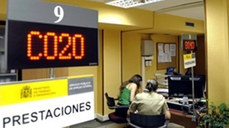 Canarias, en la vanguardia del desempleo