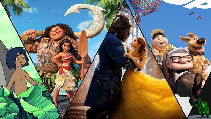 Las películas para disfrutar con los niños (y como ellos) de Disney+
