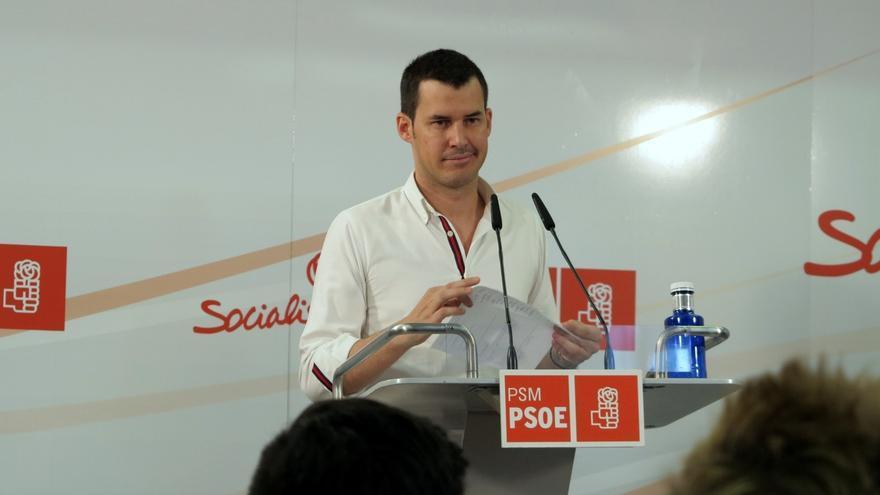 Segovia deja claro que no se integrará en la Ejecutiva del PSM si Sara Hernández no acepta parte de sus propuestas