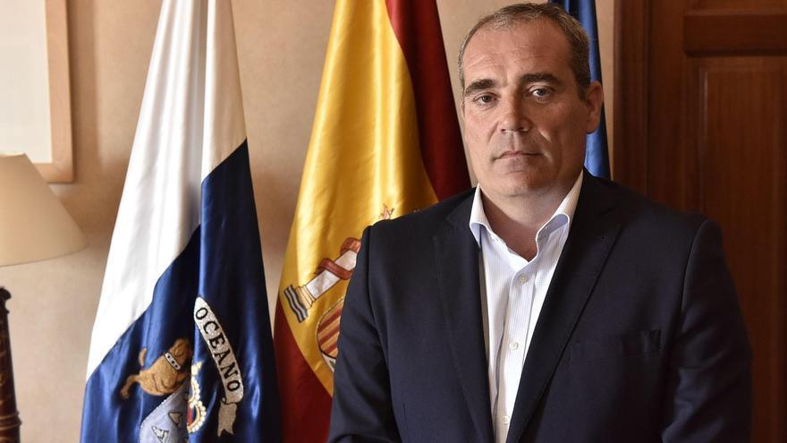 Gonzalo Pascual, consejero de Planificación del Cabildo de La Palma.