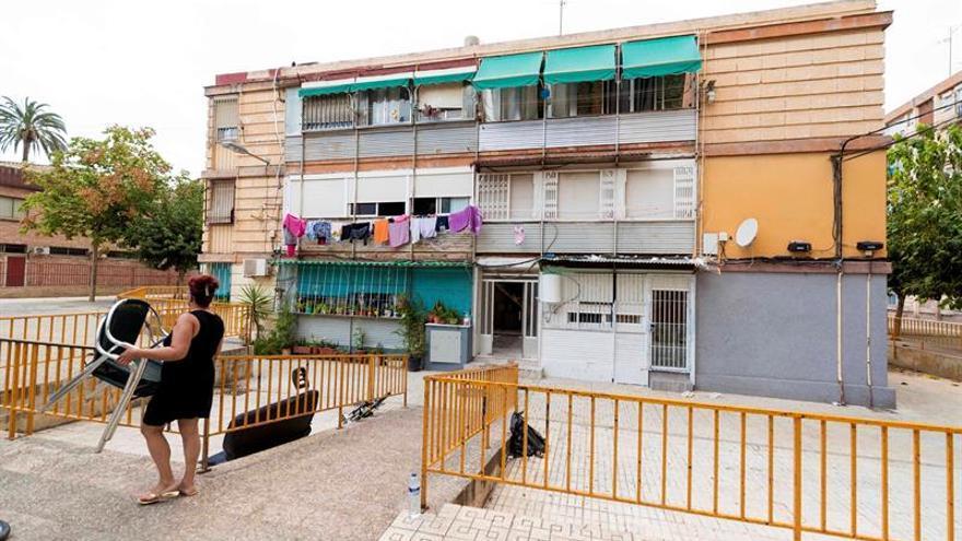 Una mujer prende fuego a otra en Murcia, herida muy grave en 80 % del cuerpo