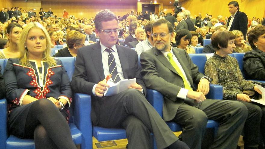 Rajoy y Basagoiti escenificarán mañana un cierre de filas con las víctimas de ETA en un homenaje a Miguel Ángel Blanco