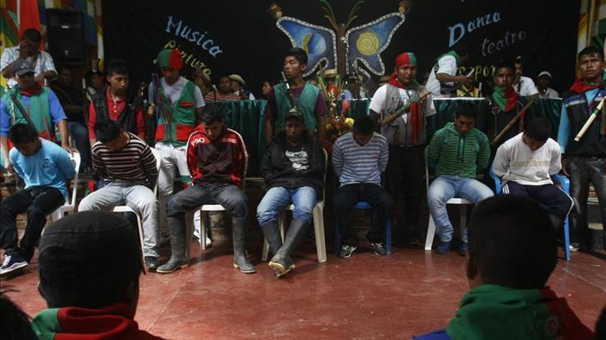 La ONU duda que el juicio indígena a los miembros de las FARC haya cumplido con las garantías