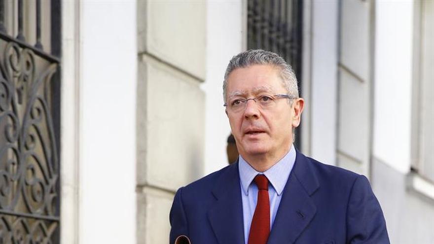 La Fiscalía planea pedir la citación de Gallardón como investigado en Lezo