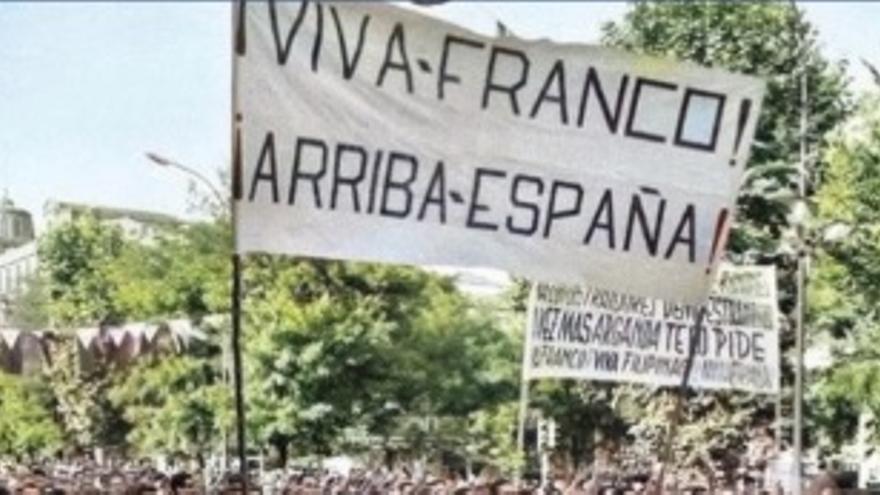 La página de la Fundación Nacional Francisco Franco en Facebook