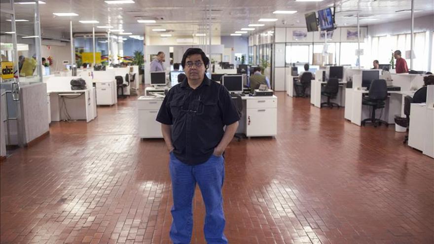 """El narcotráfico """"carcome"""" la sociedad paraguaya, dice periodista premiado"""