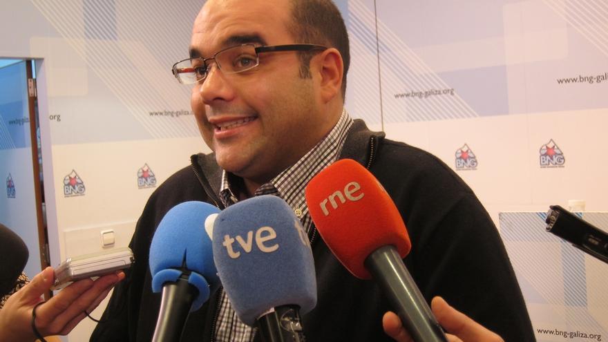 """Cela (BNG) afirma que """"hay que tomar nota"""" tras el resultado """"agridulce"""" en Santiago"""