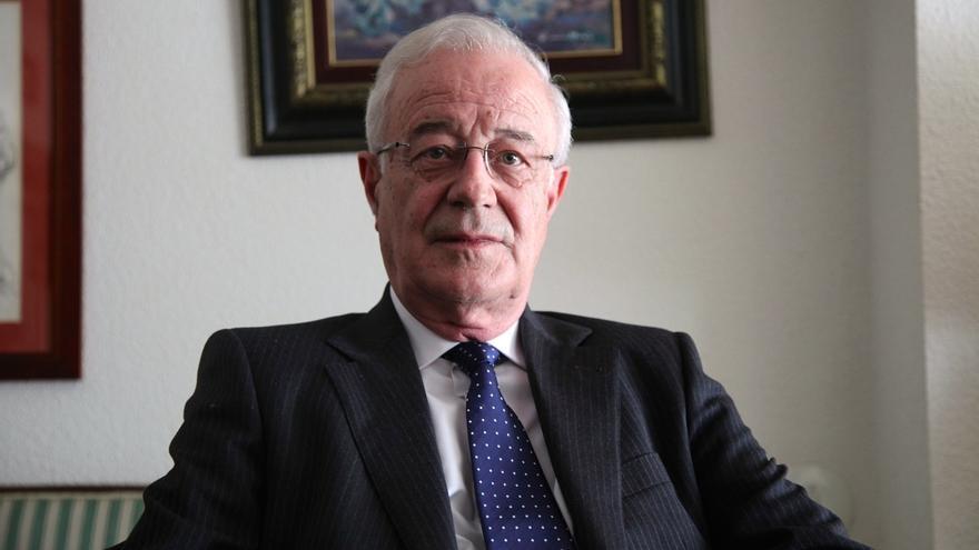 El presidente de Liberbank, el cántabro Pedro Rivero, nombrado Economista del Año 2015