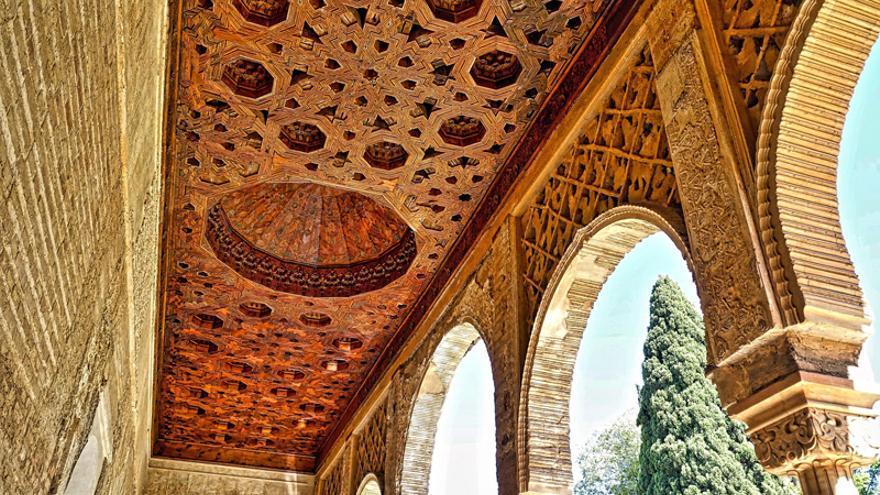 La Alhambra, uno de los imprescindibles de Granada.