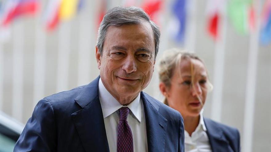 La UE acuerda el diseño del futuro presupuesto de la eurozona