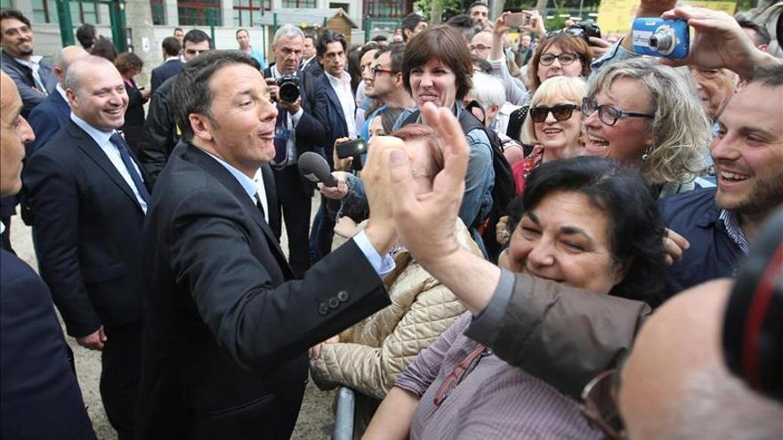 La reforma electoral de Matteo Renzi encara mañana su votación definitiva