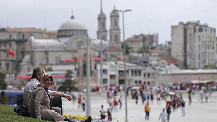 Erdogan pide edificar el parque Gezi, lugar de graves protestas en 2013