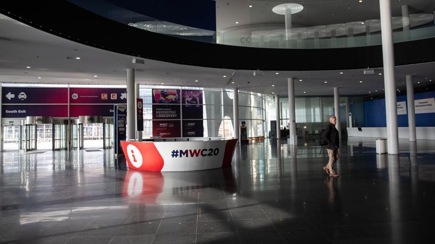 La organizadora del Mobile World Congress pospone la edición de 2021 de marzo a junio por la pandemia
