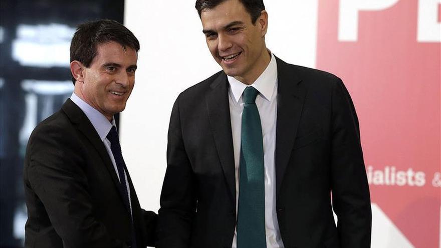 """Valls dice sobre Cataluña que """"Europa necesita estados fuertes y no divisiones"""""""