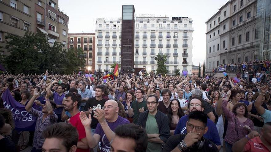 """Errejón: """"No son unos buenos resultados para Unidos Podemos ni para España"""""""
