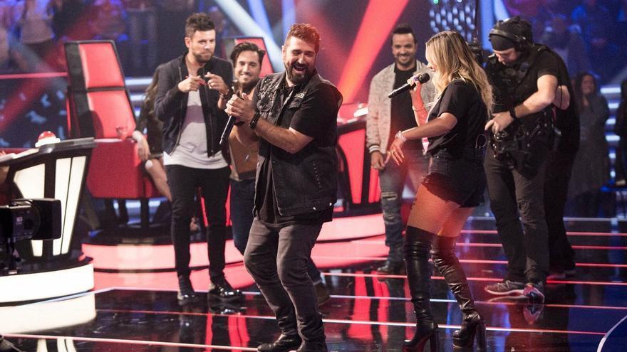 Así han quedado los equipos de 'La Voz' antes de la batalla final en Antena 3