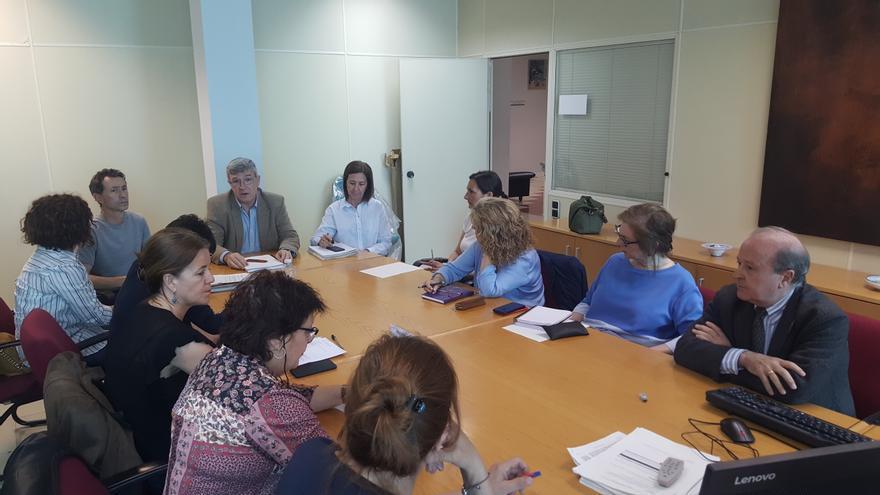 El informe ha sido elaborado en cumplimiento de un acuerdo de la Mesa de Diálogo Social del Área de Servicios Sociales del Gobierno de Aragón