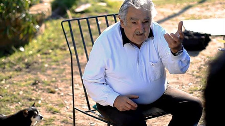 Pepe Mújica, expresidente de Uruguay, es el narrador en la cinta