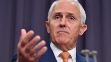 Turnbull evita comentar la conversación telefónica en la que Trump le riñó