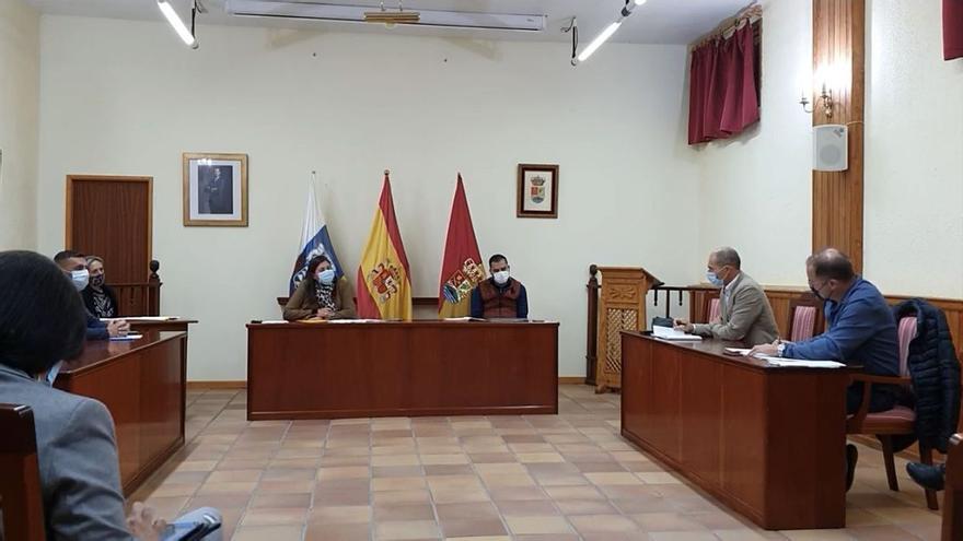 """MAE muestra su """"preocupación"""" por el retraso en aprobar el presupuesto de 2021 de Villa de Mazo"""