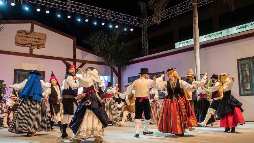 Imagen del festival, en una edición anterior celebrada en la capital tinerfeña