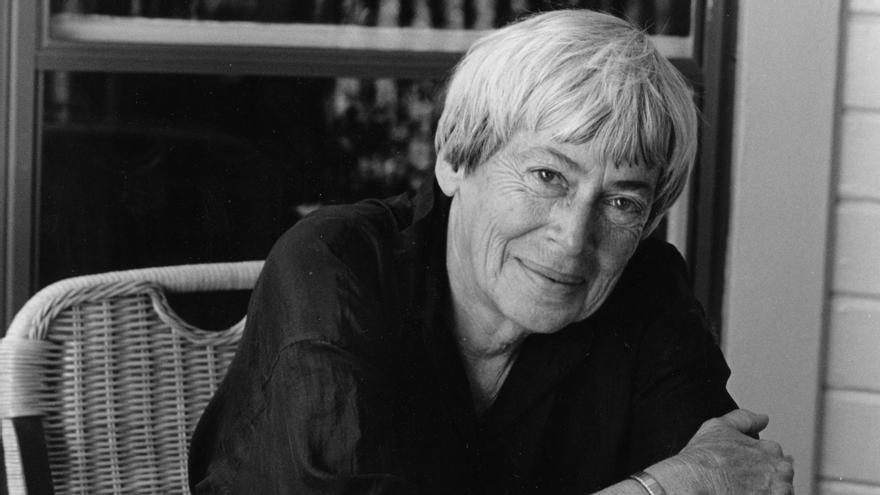 La escritora Ursula K. Le Guin.