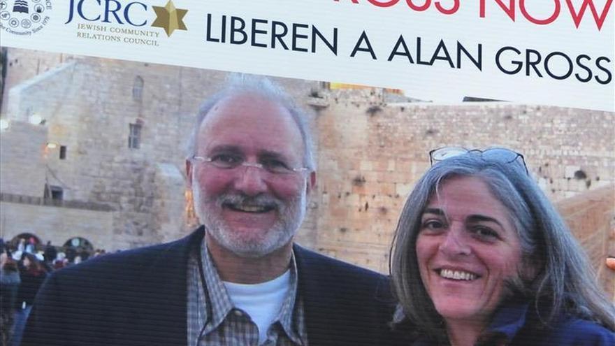 Cuba puso en libertad al estadounidense Alan Gross, según la prensa