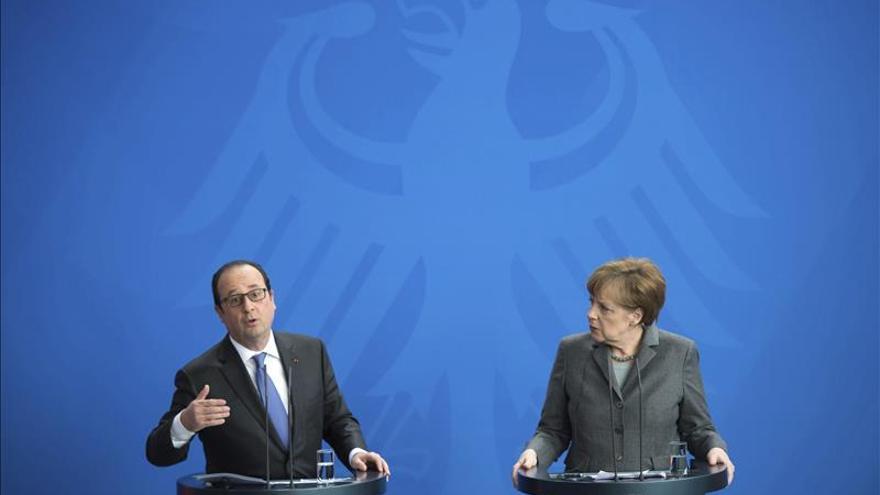 Alemania, Francia e Italia acuerdan desarrollar drones armados europeos