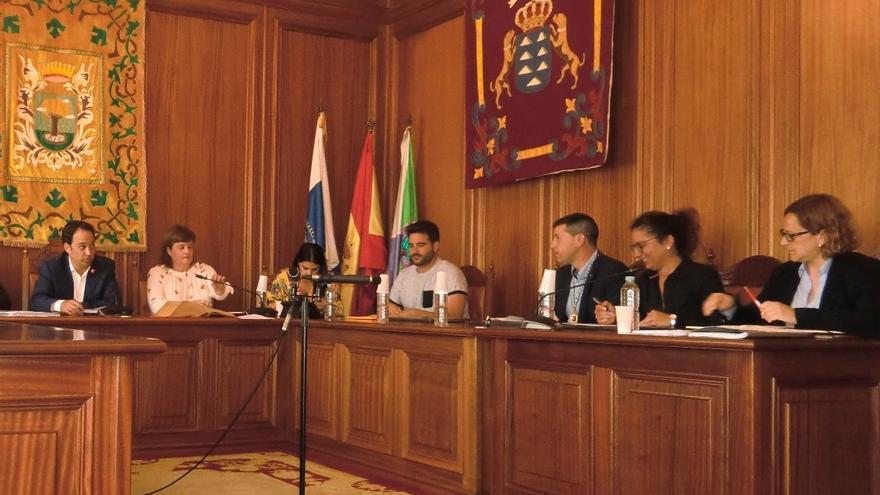 Pleno Ayuntamiento de Valverde
