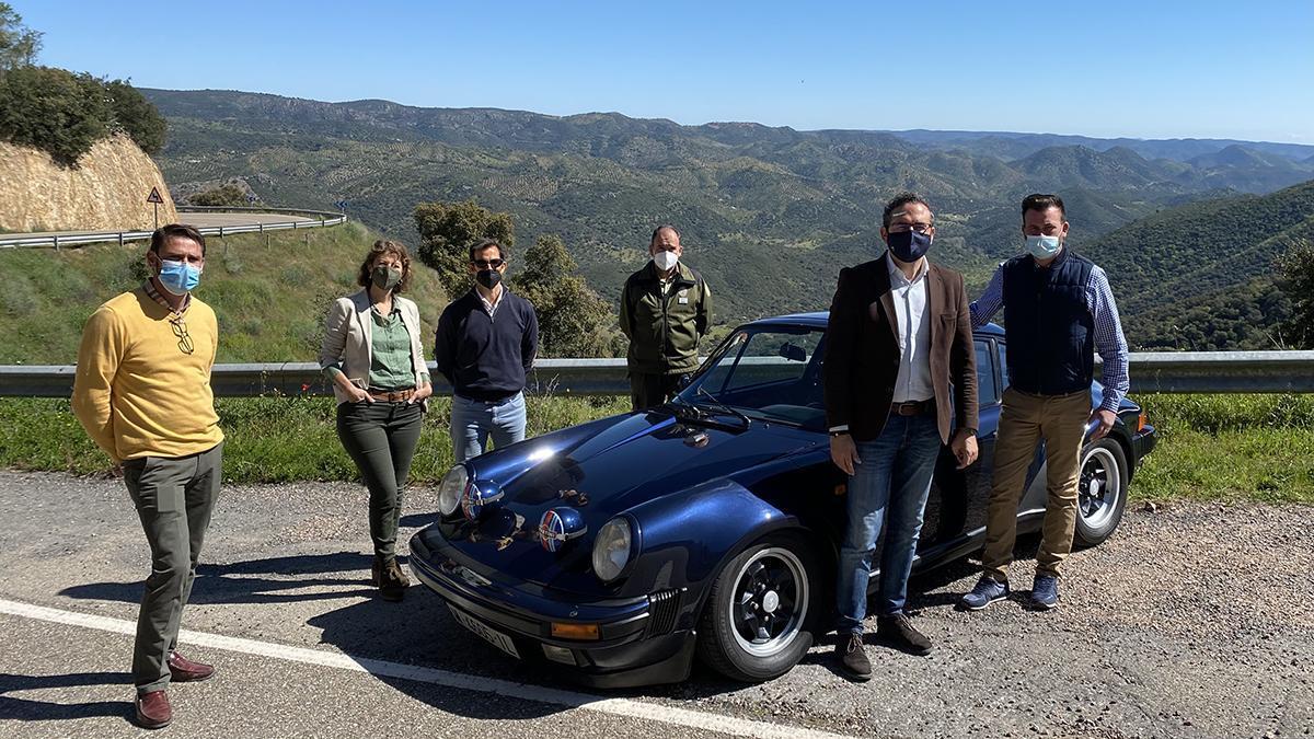 Presentación del 38º Rally Sierra Morena.