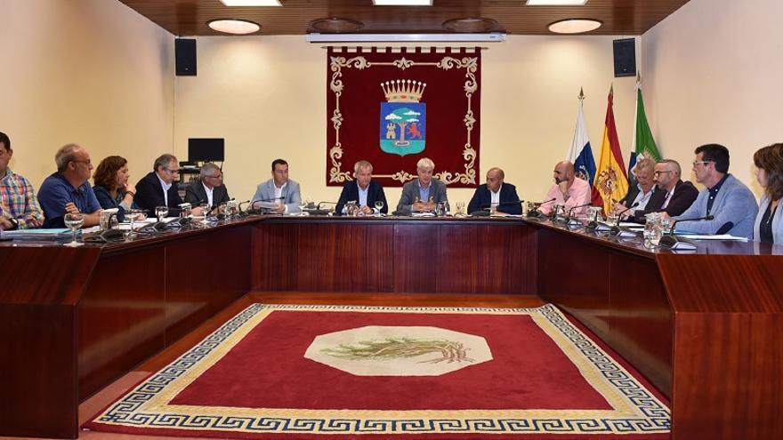 Convenio carreteras Gobierno canario y Cabildo
