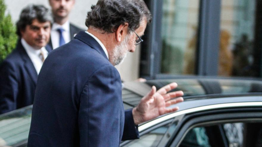 El presidente en funciones, Mariano Rajoy, en una imagen de archivo